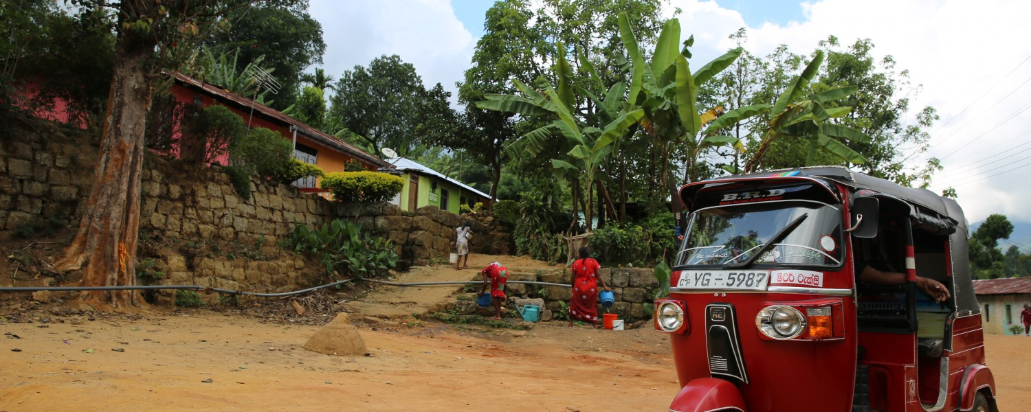 """<p style=""""text-align: left;"""">From World Heritage monuments to tea plantations, Sri Lanka packs a lot into a small area.</p>"""