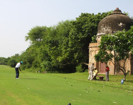 JOIN US FOR GOLF IN INDIA