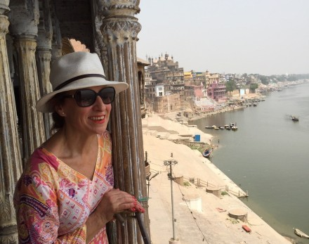 A group tour of India designed for women travellers