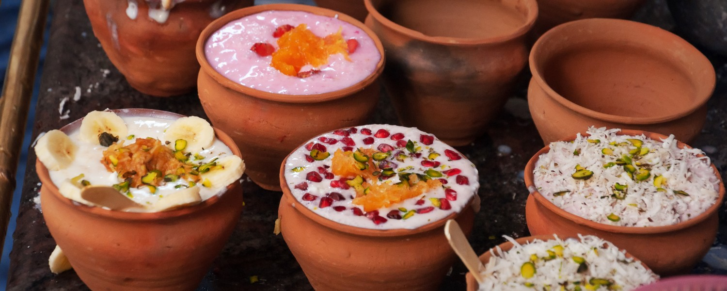 <p>Let your tastebuds delight in the foods of India.</p>
