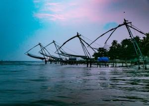 Cochin, South India, Kerala