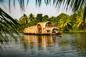 Kerala, Alleppey, backwaters, house boat, India