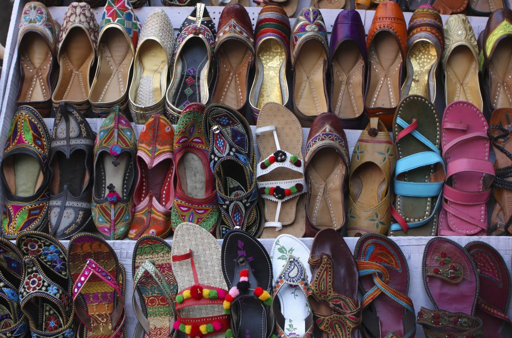Jaipur shoes | India Unbound