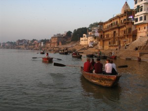 Varanasi, North India