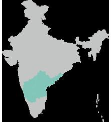 Small Maps Andhra-Pradesh-Karnataka-ma