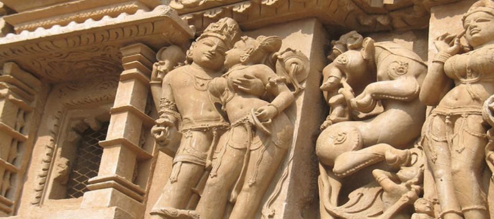 Khajuraho_Sculpture