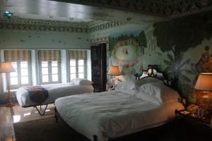 Sajjan Niwas Suite Taj Lake Palace Udaipur