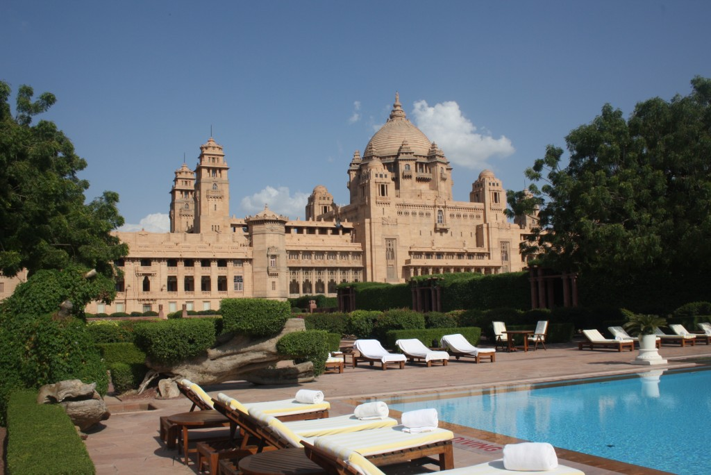 Taj Umaid Bhawan