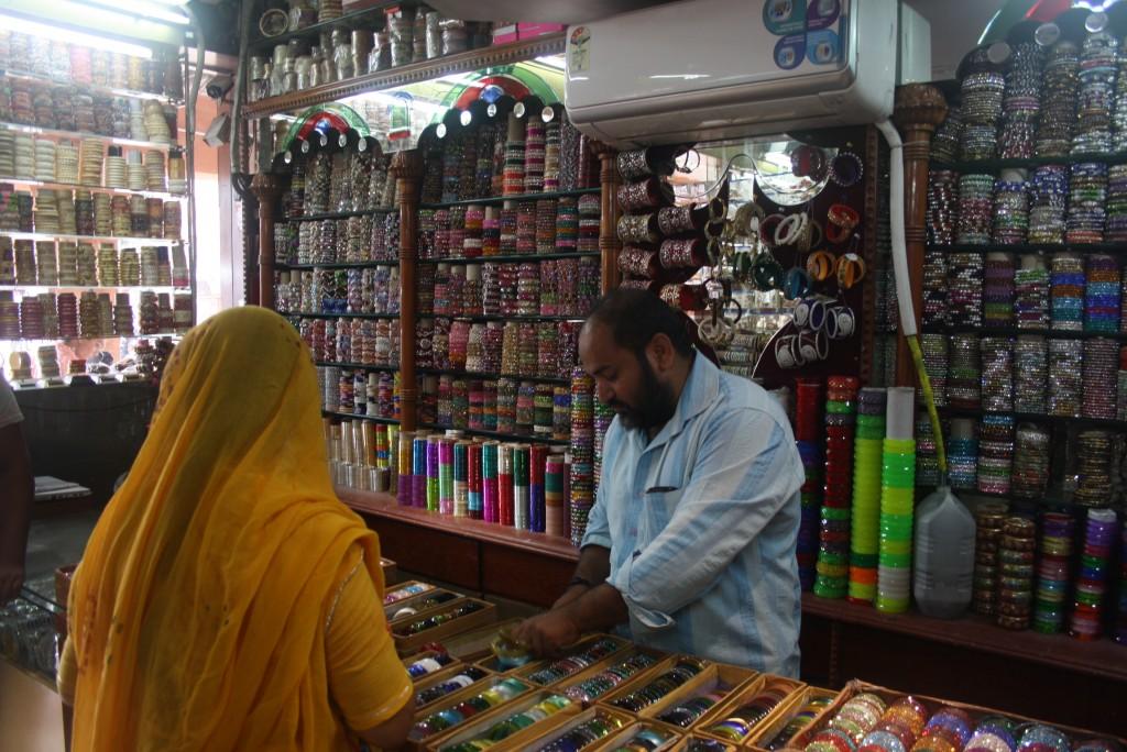 Shopping Trip in Jaipur