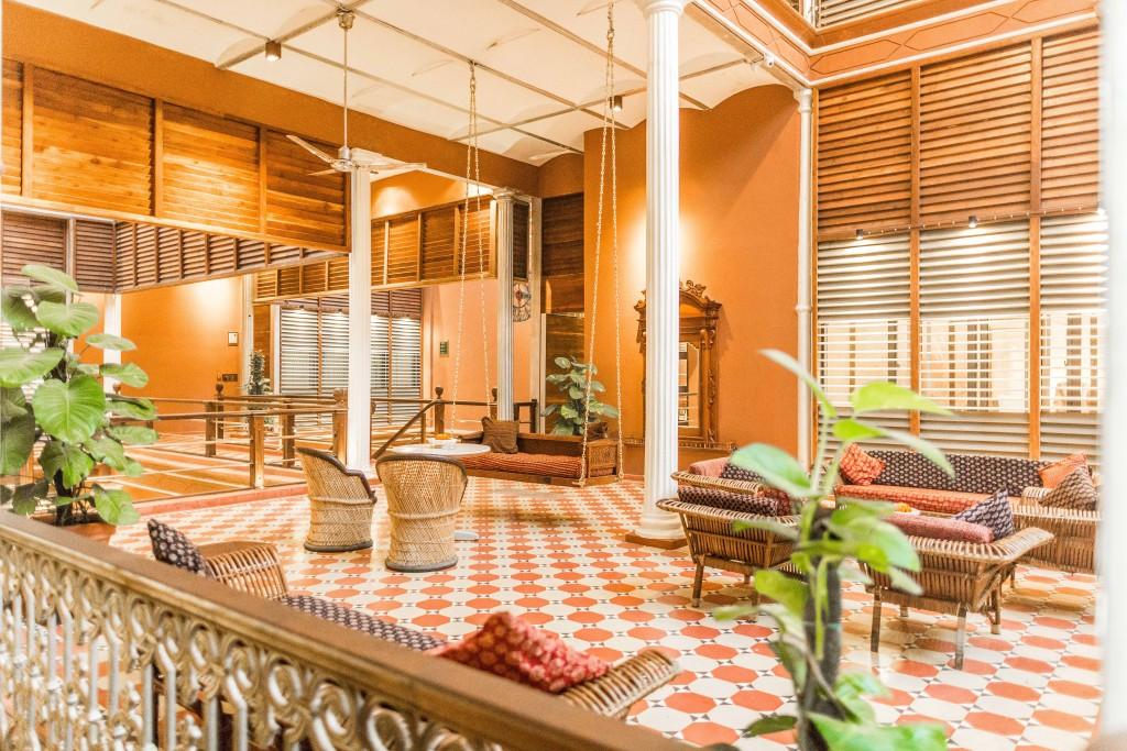Inside House of MG, Ahmedabad