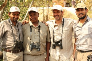 Naturalists for Themed Journeys Wildlife
