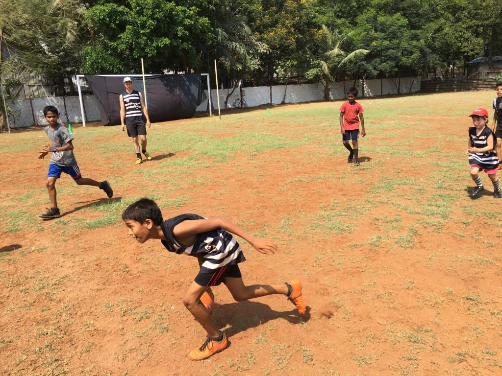 Reclink Mumbai Footy Cup
