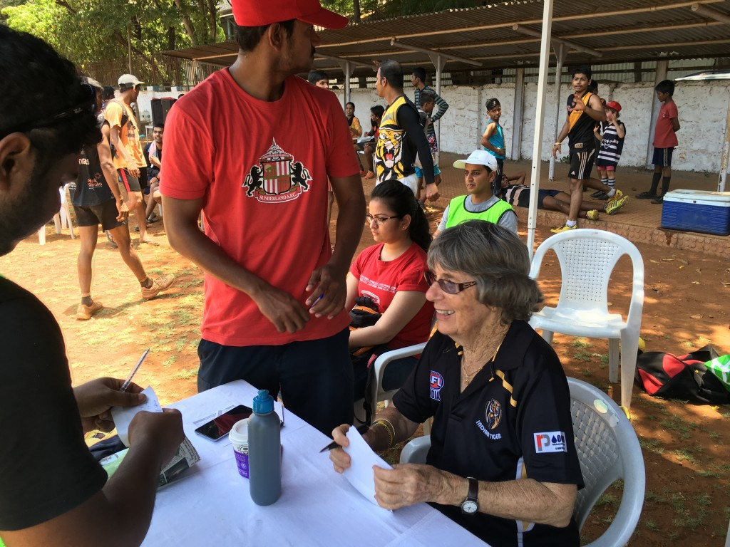 Reclink Mumbai Footy Cup 2016: Everyone Pitching In