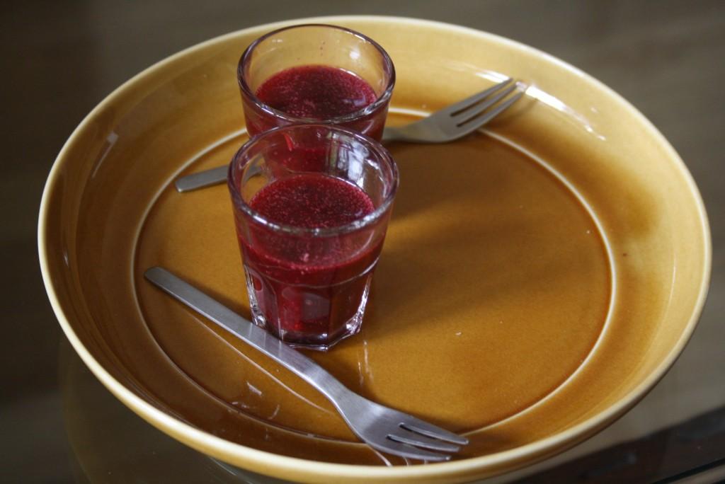 Kanji - fermented black carrot drink