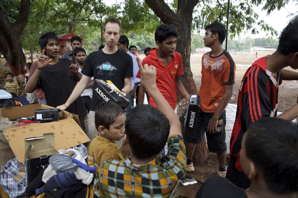 Mumbai, India on June 10, 2010Kuni Takahashi