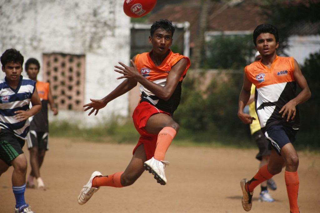 Australian Rules Football in India | India Unbound
