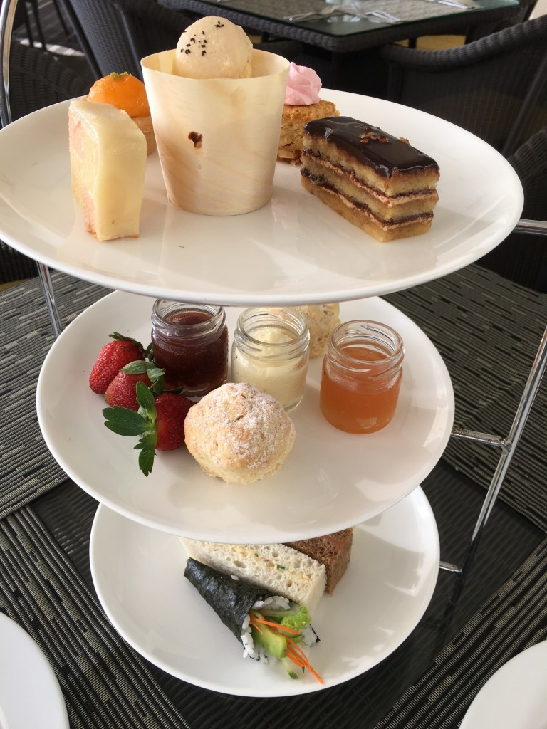 Afternoon Tea at Galle Face Hotel Colombo