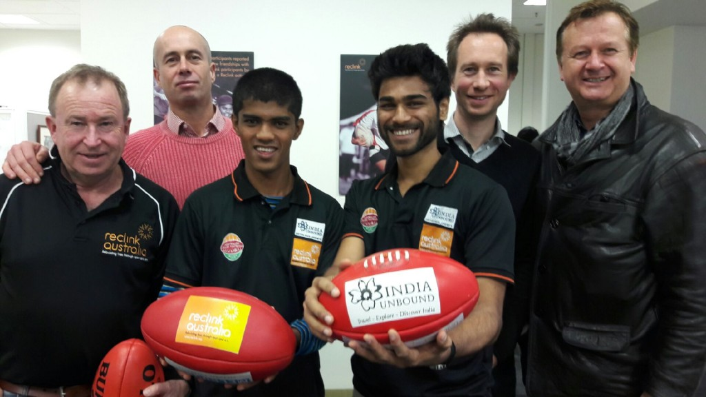 From Mumbai to Melbourne - A Footy Journey  | India Unbound