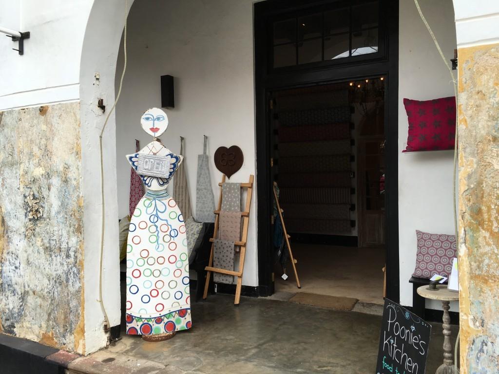 Galle Shops