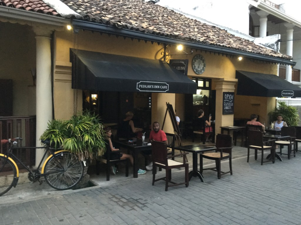 Galle cafe