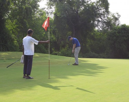 12 Day Golf in India tour