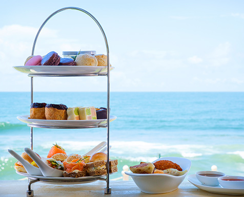 Galle Face Hotel - High Tea