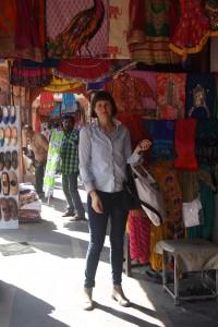 Madelene - Jaipur Market