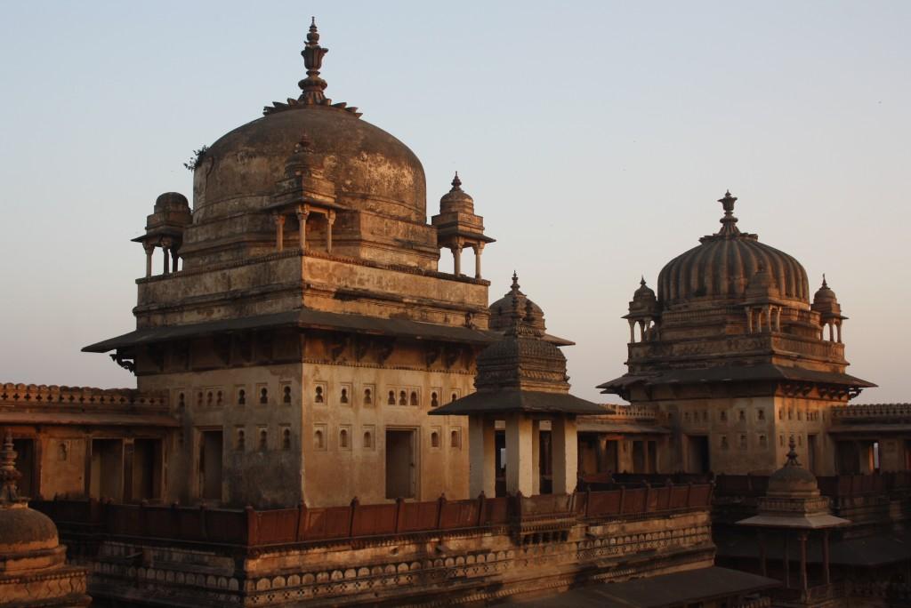 Orchha Palace, India