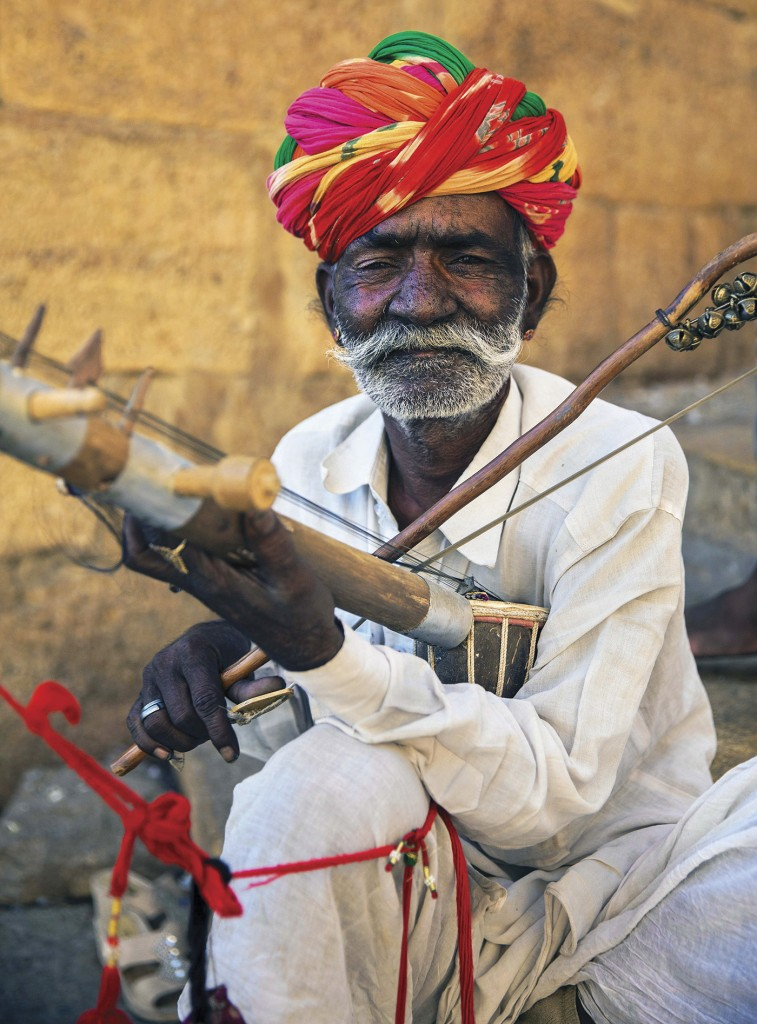 Local People, Rajasthan, India