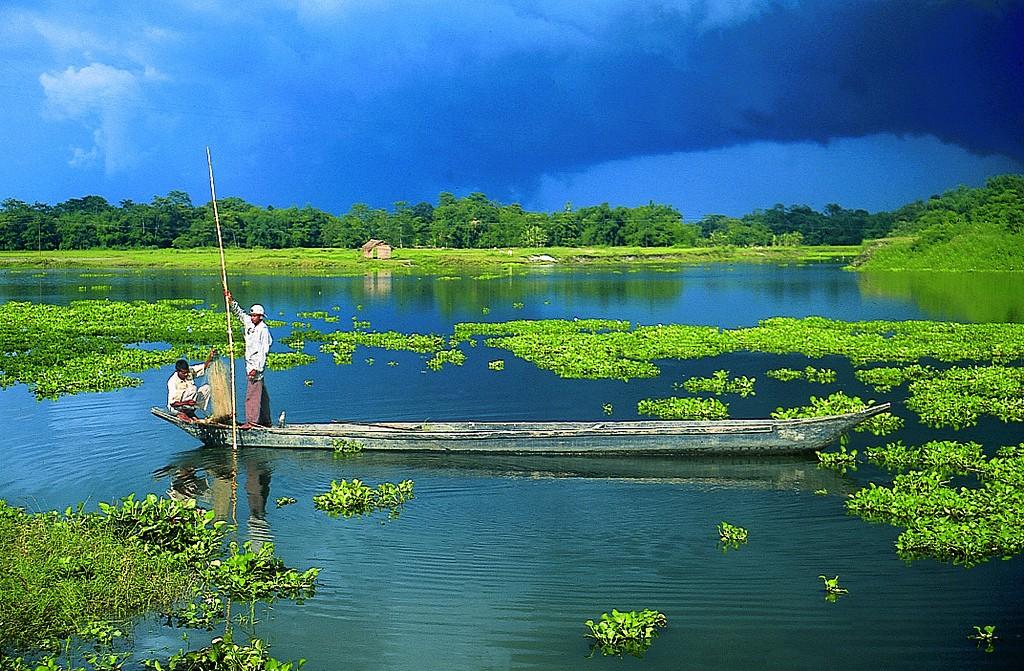 Moduli Island, North East, India