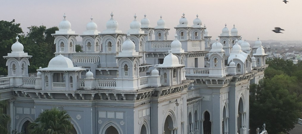Falaknuma Palace, Hyderabad, India