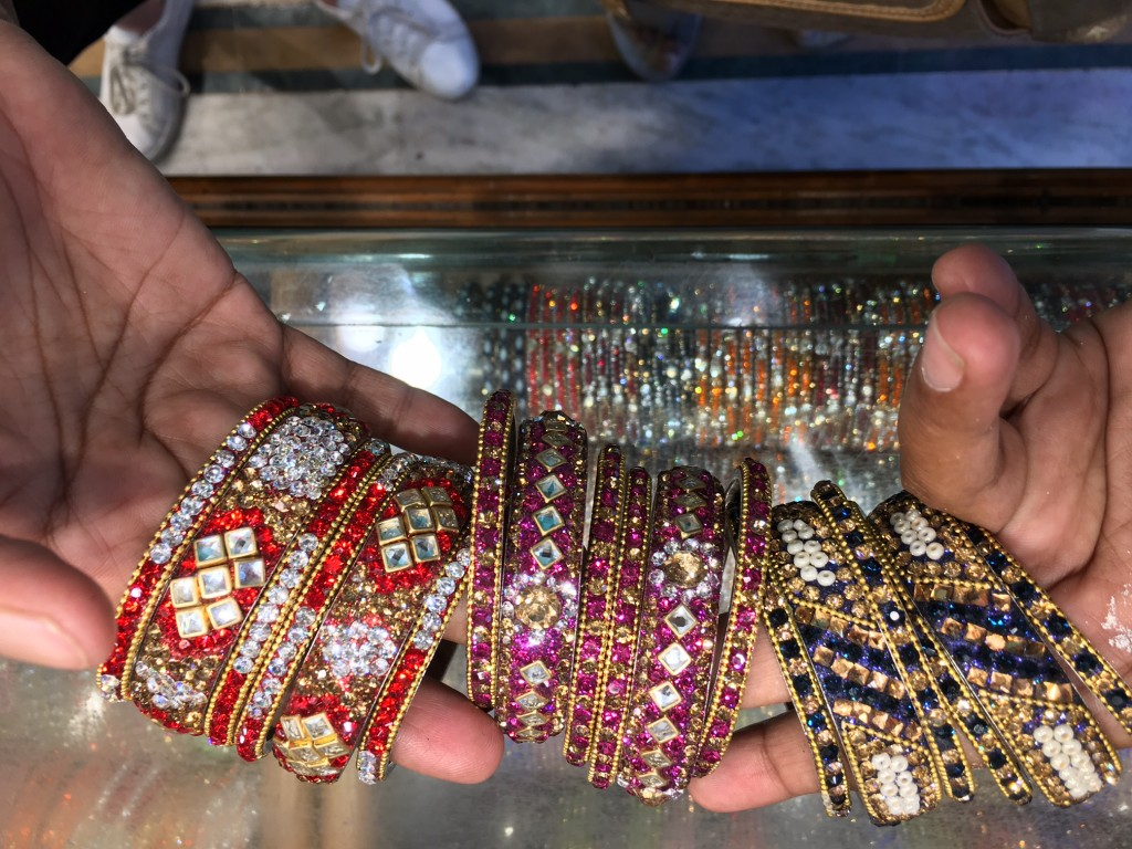 Bangles, Laad Bazaar, Hyderabad, India