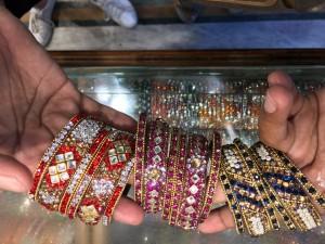 Bangles, Laad Bazaar, Hyderabad, India