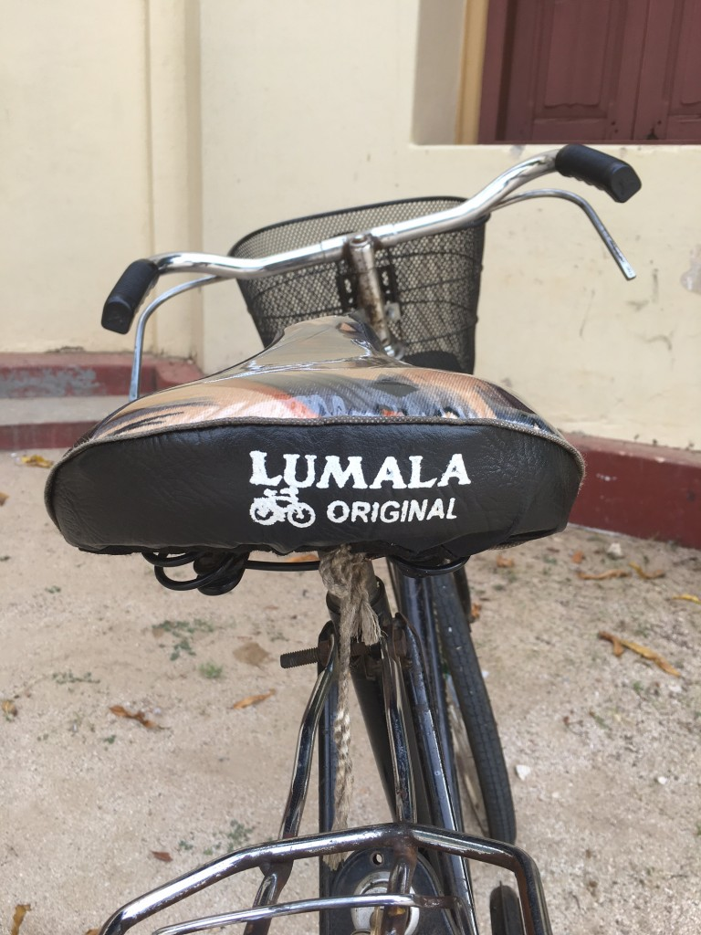 Lumala bike, Sri Lanka