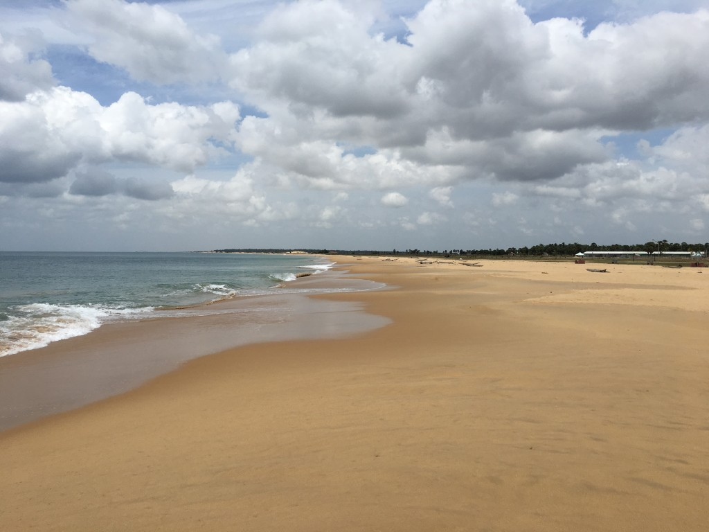 Point Pedro, Sri Lanka