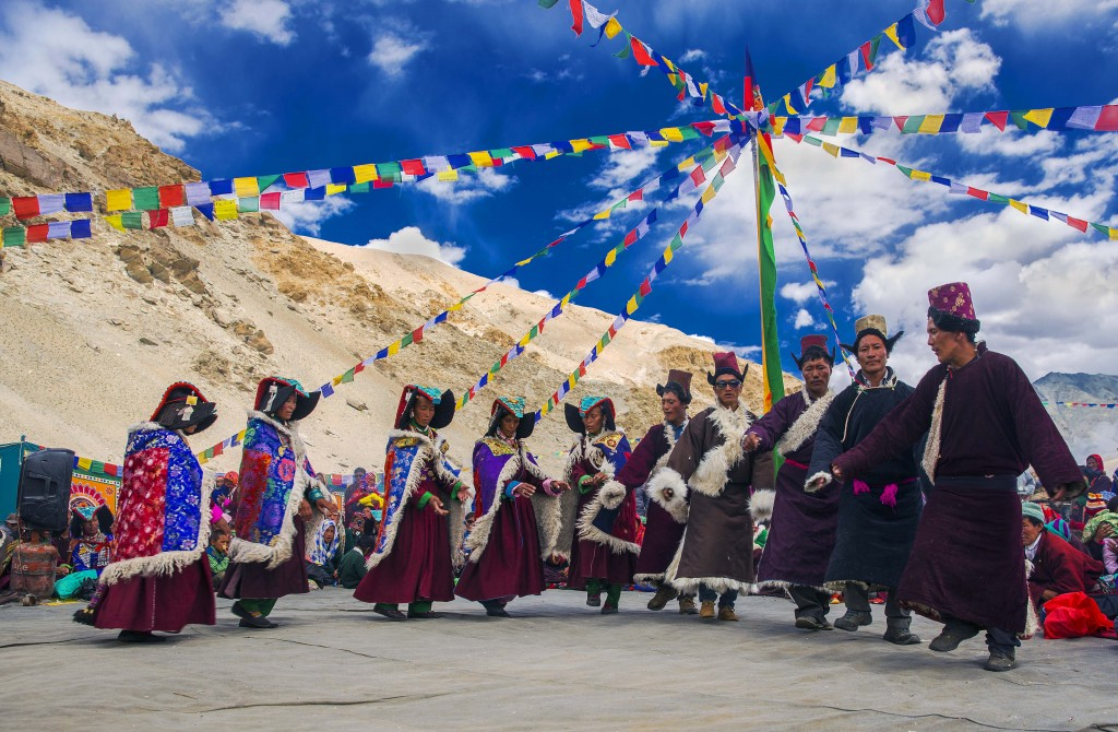 Dance-Local-Puga village-Sumdo-J & K 5