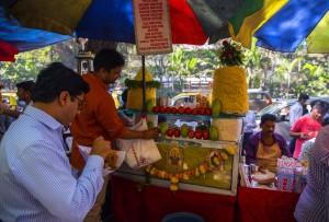 Mumbai Chat Seller