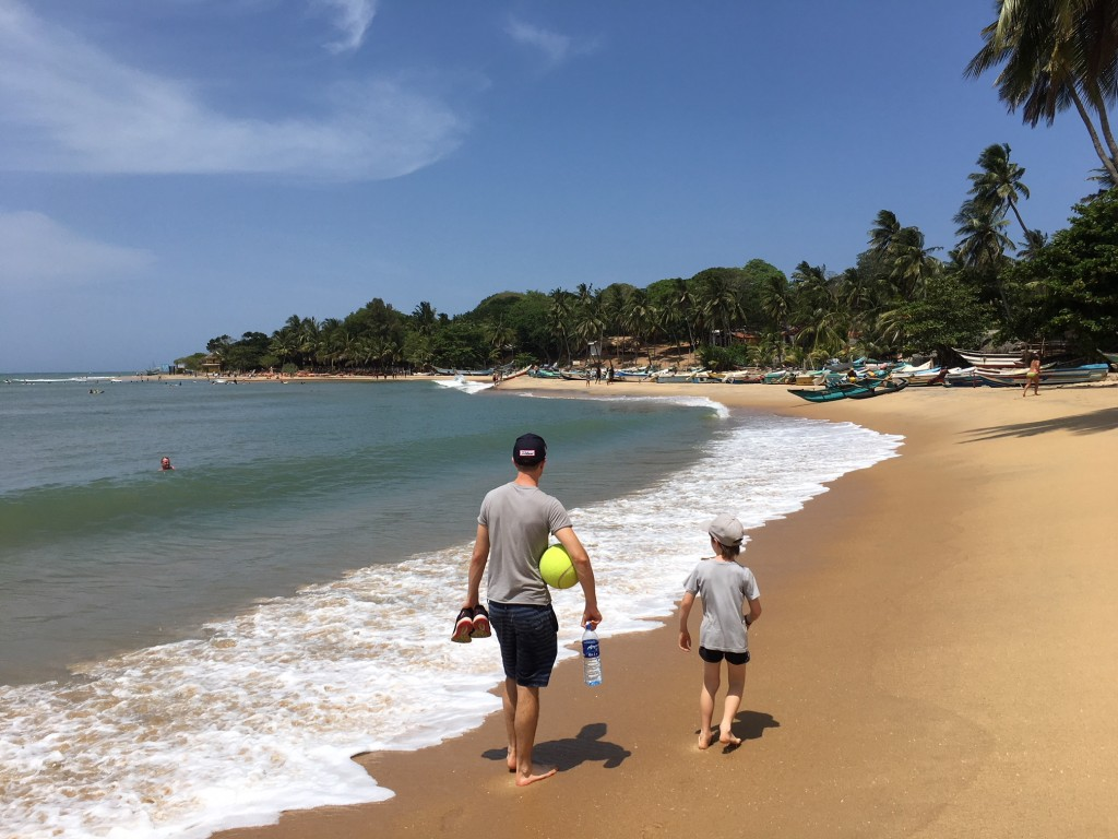 A family holiday in Sri Lanka with a beach stay at Arugam Bay