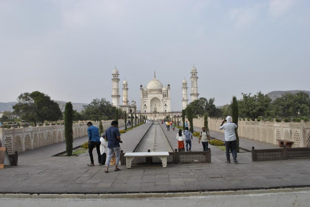 Near Aurangabad, India