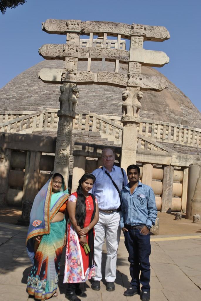 Sanchi India
