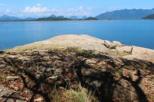 Gal Oya Reservoir