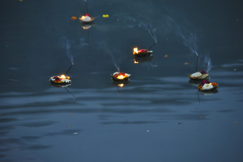 Rishikesh arty ceremony India