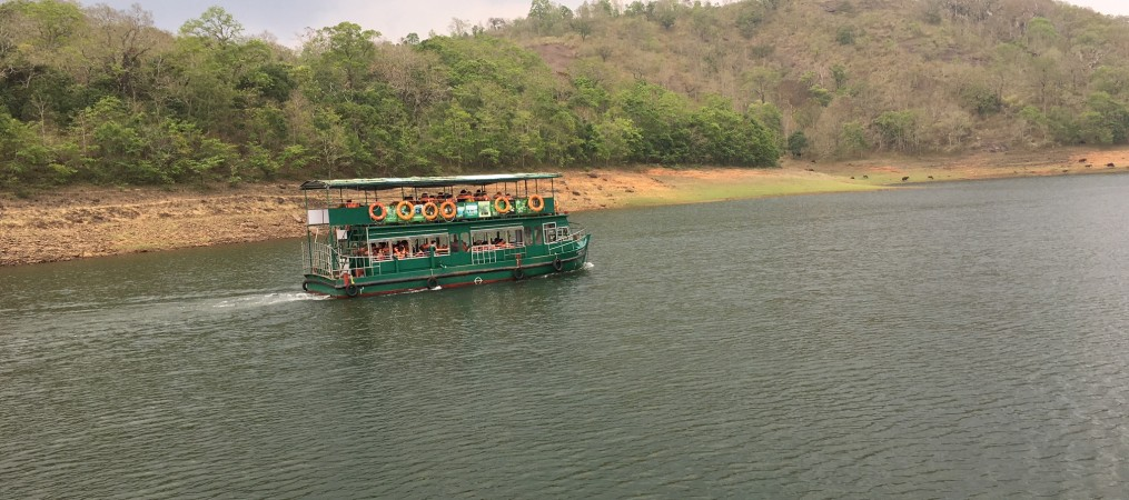 Periyar Lake boat ride