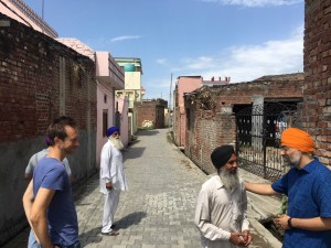 Village Walk Punjabiyat