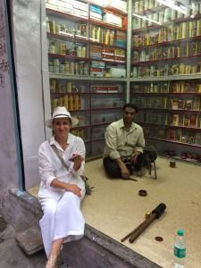 Glenda in Jaipur