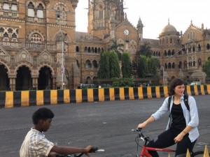 Mumbai bike tour